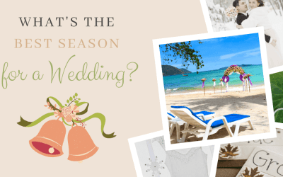 What's the Best Season for a Wedding?