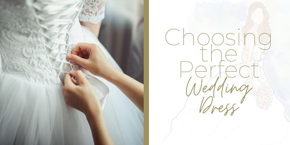Choosing the Perfect Wedding Dress - All Free Wedding Invitations